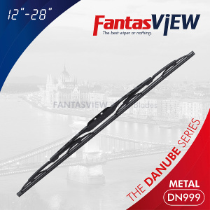 The Danube Series Top Traditional Wiper Blades