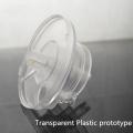 Custom processing plastic parts acrylic parts cnc prototype