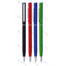 Hot Sale Slim Twist Metal Hotel Pen