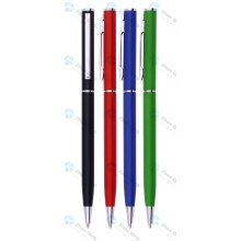 Hot Selling Slim Twist Metal Hotel Pen