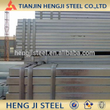 Square / Rectangle Galvanized Steel Tube Thickness 3.0mm