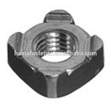 Square weld nut at reasonable prices , OEM avalable DIN928