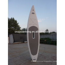 Barato inflable Sup Stand up paddle race del tablero