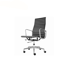 Top for Upholstery Fabric Office Chair High Back Armchair Aluminum Group Executive Chair export to Germany Wholesale