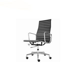 High Back Fåtölj Aluminium Group Executive Chair