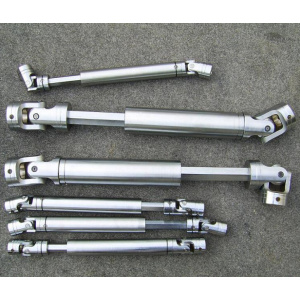 steel universal joint with different length
