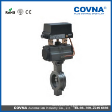 Flow Control Butterfly Valve,pneumatic electric
