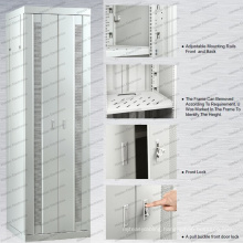 Gd 28u-47u Standing Metal Rack Enclosure Telecommunication&Broadcasting Server Cabinets