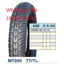 Moto pneu 110/90-16