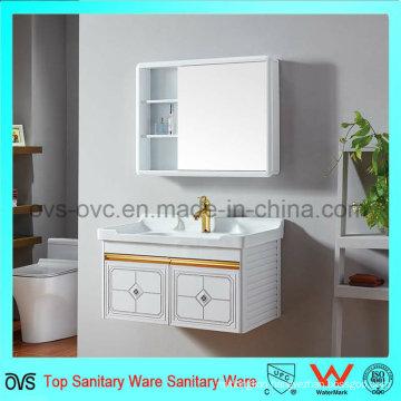 Modern Bathroom Vanitry Aluminium Bathroom Cabinet with Mirror