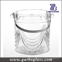 High Quality Wine Glass Cooler Tank with Stainless Steel Handle