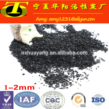 precio de importación de materiales de coco de carbono activado de Malasia