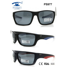 Plastic Newest Sport Woman Man Sunglasses (PS977)