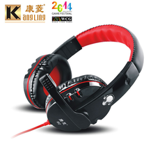 Best Deep Bass Game Earphone with LED Light