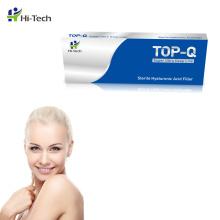 Relleno dérmico inyectable de ácido hialurónico de línea ultra profunda para aumento de senos
