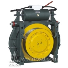 Gearless Traction Machine-WWTY