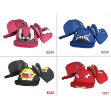 Новые прибыл высокого качества для мужчин Snapback шляпы Trukfit розовый дельфин мультфильм Слушайтесь Snapback шапки YMCMB ДОПИНГ snapback