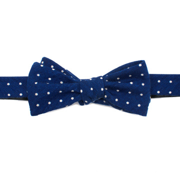 Wholesale Men's Self Tie Challis Wool Bow Tie