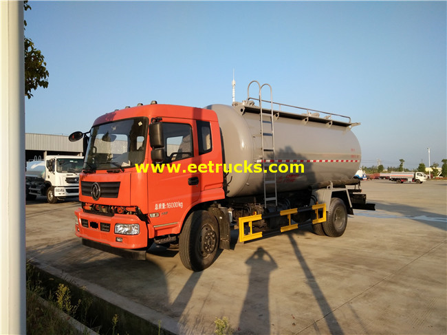 4x2 Powder Tanker Trucks
