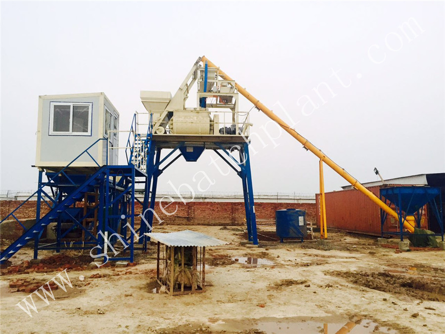 25 Concrete Mixing Plant 01