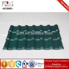Peso ligero ASA MaterialEmboss Surface Syntheticr Resin Roof Teja10-30 años de garantía