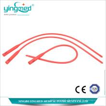 Einweg-Harnröhrenkatheter aus rotem Latex