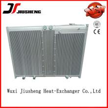 Custom Made Vacuum Brazed Aluminum Plate Fin Heat Exchanger