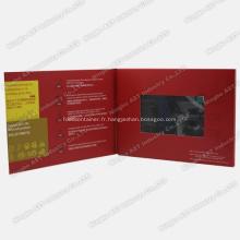 Lecteur de publicité, module Brochuse vidéo, catalogue vidéo numérique