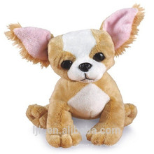 ICTI factory custom plush dog chihuahua toy