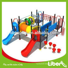 Outdoor playground equipment for children outdoor slide set for sale