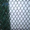China Green PVC Coated Chain Link Fence