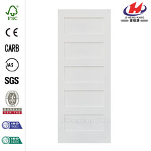 Shaker Wooden MDF Interior Door Slab