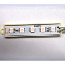 5PCS 5050 12V 75 * 12mm Module LED blanc