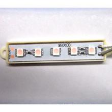 5PCS 5050 12V 75*12mm White LED Module