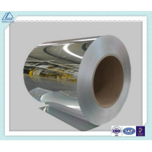 1050 Anodizado Aluminio / Aluminio Espejo / Reflexivo / Polished Hoja de la bobina