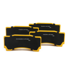 Chinese Professional manufacturer brake pad fit for car