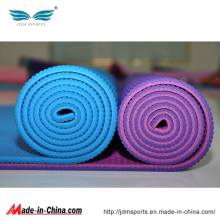 Environmental PVC Body Building Yoga Mat para adulto
