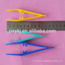 2015 China high quality disposable medical clamp plastic sponge holder forceps