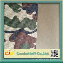 Poly Camouflage Oxford Fabric For Bag Use