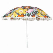 Special Design Lady Beach Umbrella, Fashionable and Beautiful, Suit for Beach, OEM Orders Accepted