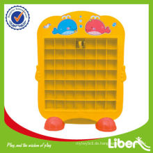 Kinder Plastikschale Regal LE-SK009 mit niedrigem Preis Hoch Qualit