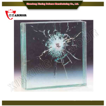PC sheet glass bullet proof