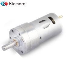 Mini motor elétrico da engrenagem de 12v Dc para a venda