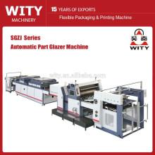 Автоматическая гладильная машина для деталей