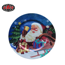 Christmas Gifts Moments Plastic Charger Plate
