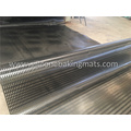 Extruded Plastic Biaxial Geogrids