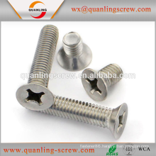 Wholesale from china flat head machine screws