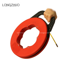 Electrician Reel Pull Wires Cable Steel Hand Puller
