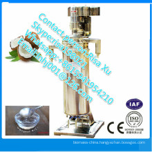 High Speed and Large Capacity Tubular Centrifuge for Blood