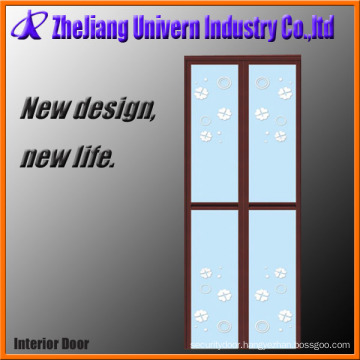 Frosted Glass Bathroom Doors and Windows